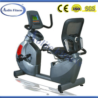 Gym Equipment Names Exercise Bicycle Magnetic Recumbent Bike