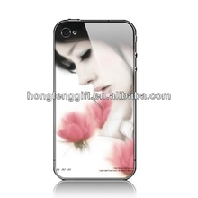 Custome 3D sublimation cell phone cases for iphone covers