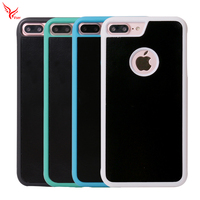 Factory price nano suction self sticky magical anti gravity case for iphone 7 7plus