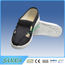 SANXIA PU/PVC/TPR Sole ESD 4 holes shoes