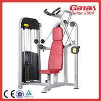 Amercian commercial two layer coating vertical traction strength sports equipment machine