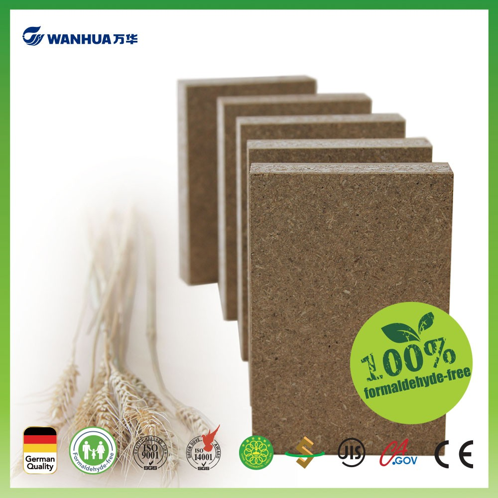 Super E0 grade raw mdf sheet 12mm