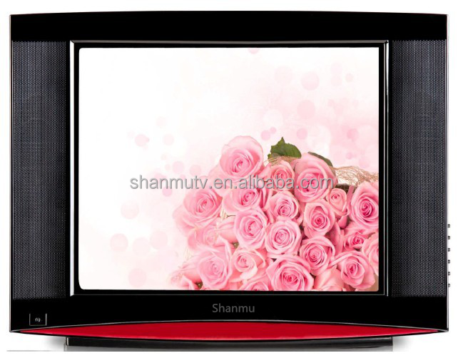 14inch slim tube CRT TV/ color TV/ Television