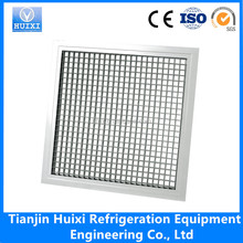 HVAC system air conditioner grilles and diffusers