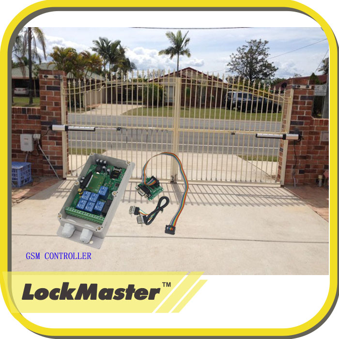 Mechanical Electric Liner Remote Controlled Two Piston Door Actuator/Gate Operator