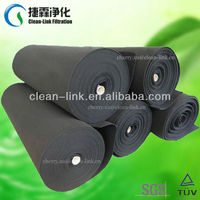 Activated Carbon Air Filter Media Roll