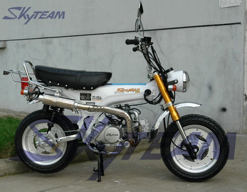 SKYTEAM 125CC 4 STROKE SKYMAX DAX PRO TUNING MOTORCYCLE (EEC APPROVED E4)