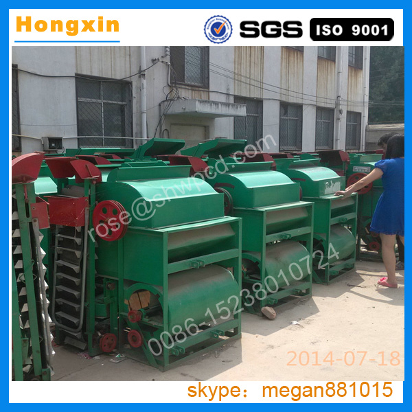 Hot sale peanut picker machine/commercial peanut harvesting machine/automatic peanut groundnut bean picking machine for sale