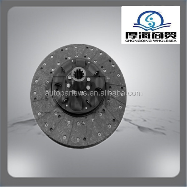 430MM Clutch Friction Disc 1878 086 741 For DAF F 2800
