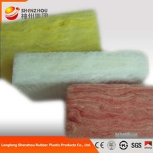 Shenzhou factory vapor barrier fiberglass insulation GLASS WOOL BOARDS