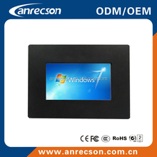 7 inch Fanless Industrial tablet screen touch Panel PC