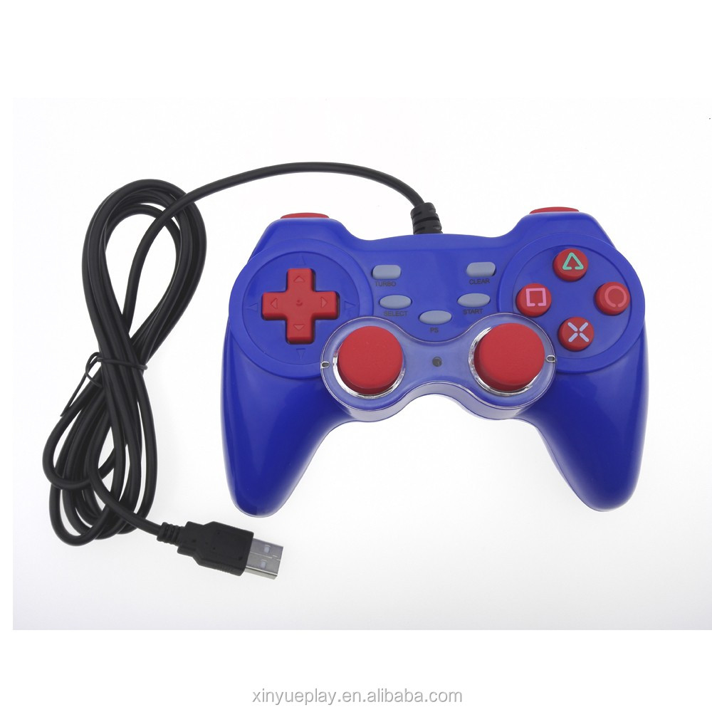 Twin Shock Game Controller to PC USB Joystick