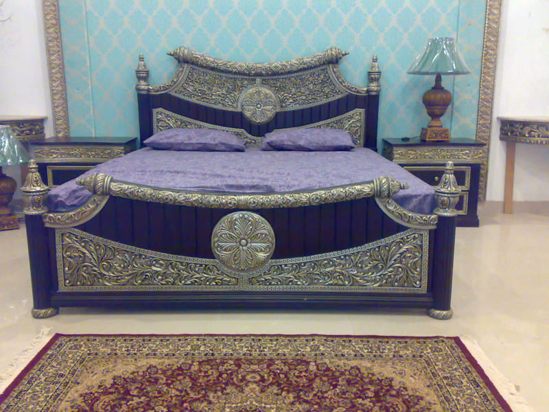 Fancy and Luxry Bed
