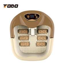 Portable vibrating foot massager toxaway ionic foot bath