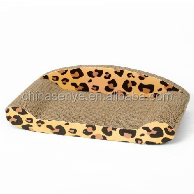 Cat Scratching toys Cat Corrugated Paper Toys with Catnip