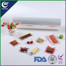 Multilayer pa/pe co extruded packaging film
