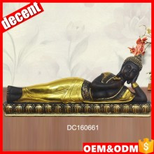 Sleeping resin religious thailand wholesale buddha