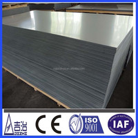 oxidizing 7475aluminium sheet/plate plastic film coated aluminium sheet sound proof aluminium sheet