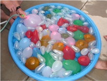 Hot Selling Quick Fill Magic inflatable Water Balloon, Bunch O Water Balloon For Vacation Kids Toys