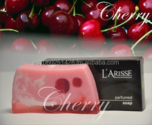Organic Natutal cosmetic Soap Cherry