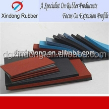 Manual Press Sublimation Silicone Rubber Sponge Sheet heating pad