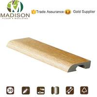 Waterproof color solid wood mdf board skirting