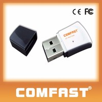COMFAST CF-WU720N 150Mbps Portable Wifi Support HDTV Long Range Bluetooth Adapter for PC