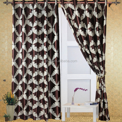 Trade Assurance supplier blackout indian window curtains