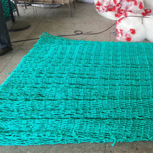 Used commercial knitted fishing net