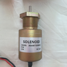 30A8720402 24V Diesel Engine Parts ShutOff Shutdown Solenoid