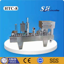 shanghai good quality coffee/ cola/milk Cup Filling And Sealing Machine