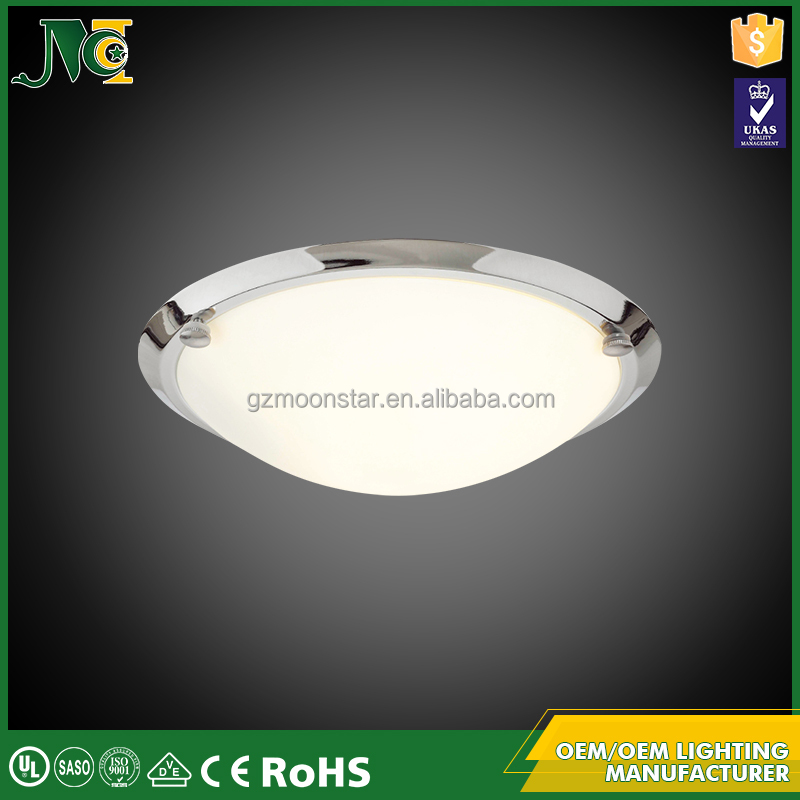 Promotional metal led recessed modern ceiling light