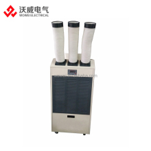 14505-16533 BTU refrigeration capacity portable air conditioner with pushing hands movable wheels design
