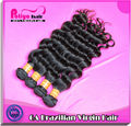 Large in stock charming hair weave wholesale full cuticle real mink Brazilian hair