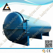 Hot Sale Cold Retreading Autoclave For Tire Retreading