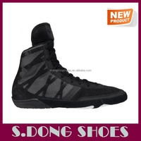 Latest new design men chinese wrestling shoes for sale
