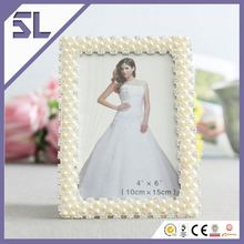 4''X6''Wedding Crafts Modern Photo Frame In Stock