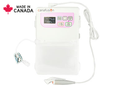 CE Approved Ambulatory PCA Infusion Pump- Small, Lightweight, reservoirs, OLED display, PCA Bolus, Pain management, Chemotherapy