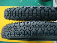 motorcycles tire sizes (factory)