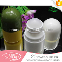 wholesale PE plastic 30ml deordorant roll on print plastik pe packaging