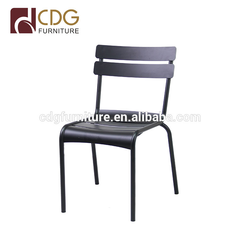 Fermob Luxembourg Aluminum Outdoor <strong>Furniture</strong> French Bistro Chair