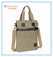 2015 new hot selling fashion men's canvas casual sports Travel Men Shoulder Bag canvas single strap chest bag