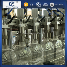 China manufacturer CE approved high precision automatic sunflower oil packaging line filling equipment