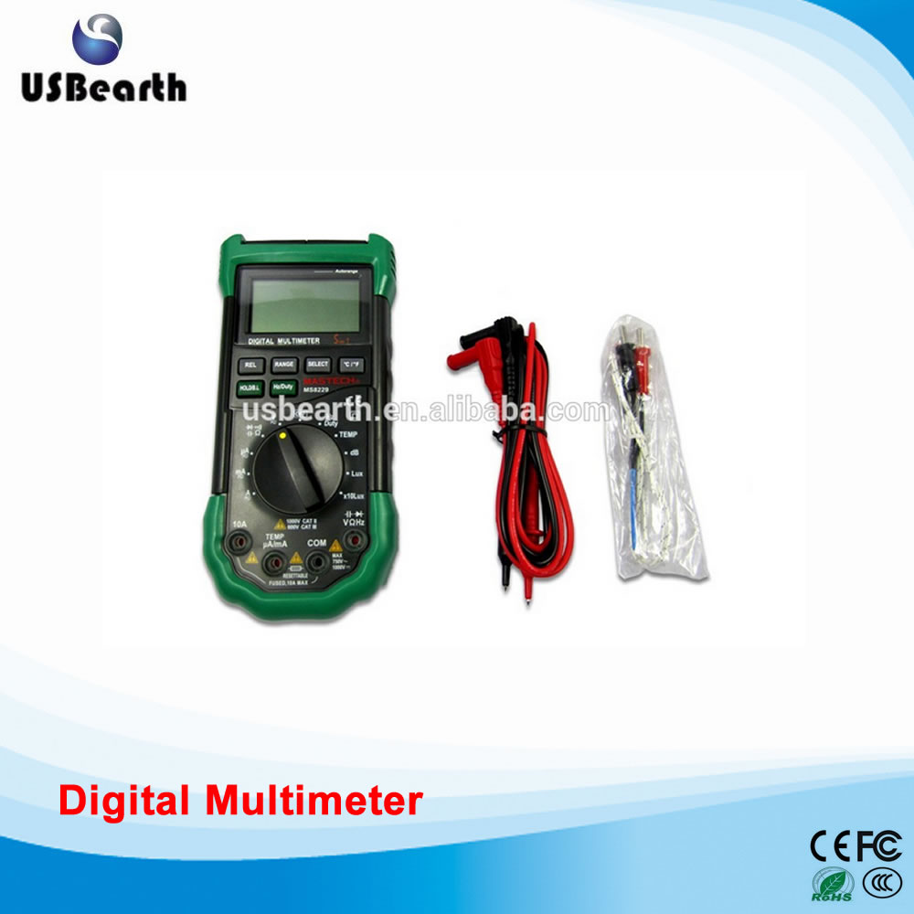 High quality MS8229 auto Digital Multimeter