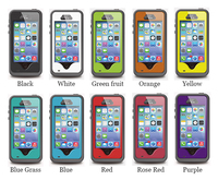 For iphone 5 5s case waterproof/shockproof/dirtproof/snowproof