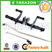 Tarazon Made High Performance CNC Aluminum Rear Set for motorcycle