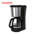 Hot selling keep warm 12 cup electric coffee maker with SS decoration