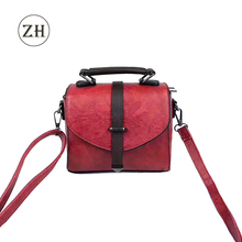 New arrival high quality fashion girls messenger beautiful leather tote pu women crossbody lady shoulder bag ladies bags handbag