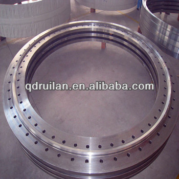 Ring Forging For Wind Power Flange /bearing Ring /rotary Support Ring, High Quality Ring Forging For Wind Power Flange