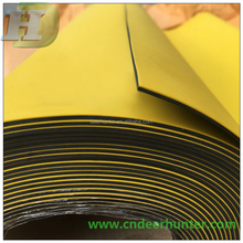 Two Layer High-end Glossy Yellow ESD Antistatic Rubber Mat Table Mat/Pad, Rubber Desk Sheet